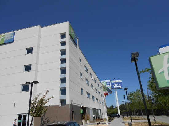 Exteriores Picture Of Holiday Inn Express Madrid Getafe