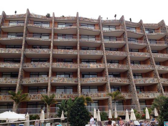 Gloria Palace Amadores Thalasso & Hotel : The hotel