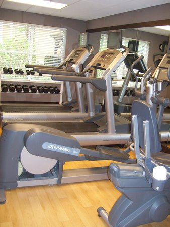 Residence Inn Tampa Downtown: gym