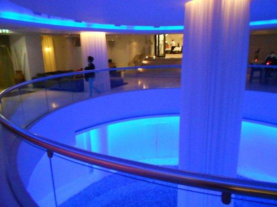 Napa Plaza Hotel: Lounge/Barbereich