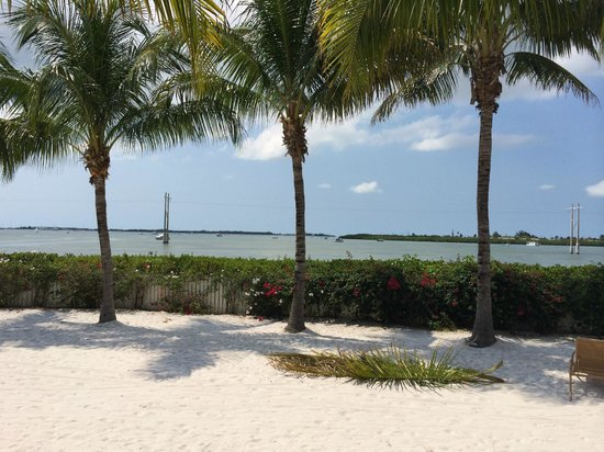 Parrot Key Hotel and Resort: Beachfront View