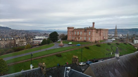 Craigside Lodge Guesthouse: The Best View From a Guest House in Inverness