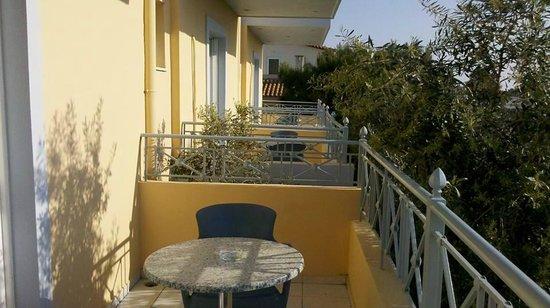 Peri's Hotel : htolel pery grecia