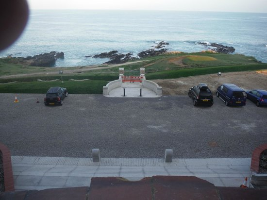 The Headland Hotel & Spa - Newquay: view from room