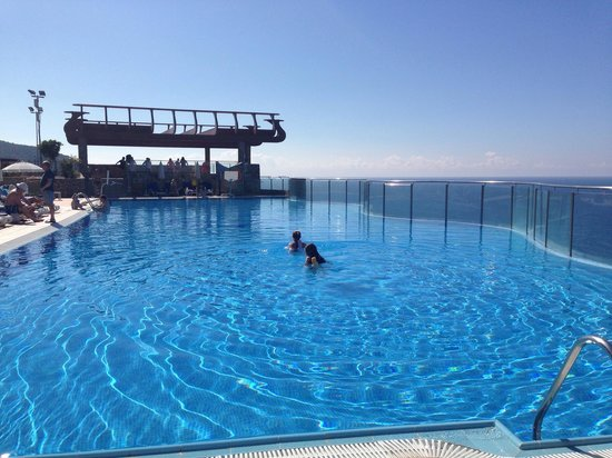 Gloria Palace Amadores Thalasso & Hotel : One of the pools