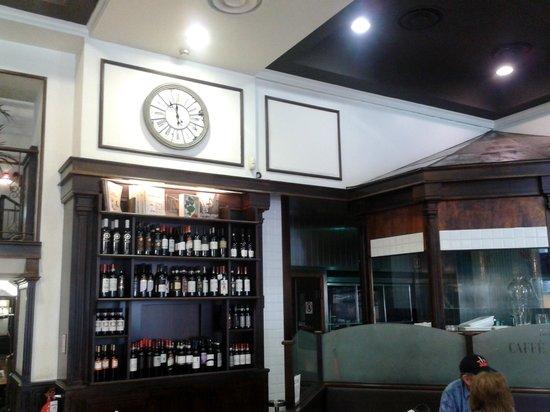 Caffe Milano: i vini