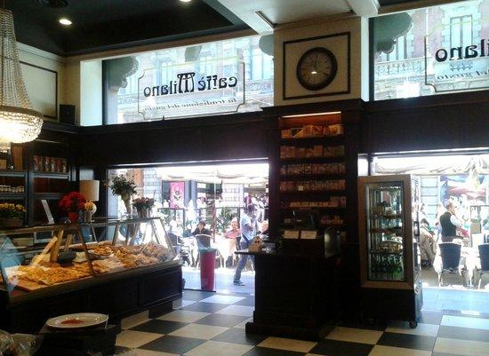 Caffe Milano: la focacceria