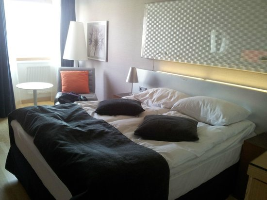Radisson Blu Royal Viking Hotel, Stockholm: Chambre