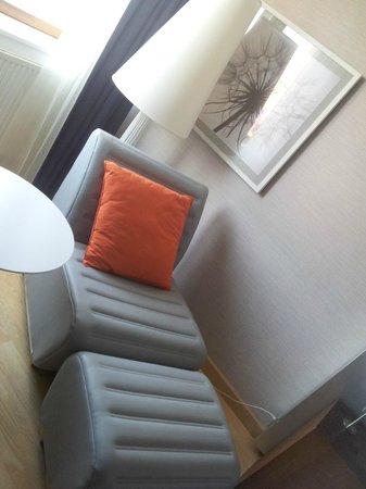Radisson Blu Royal Viking Hotel, Stockholm : Chambre