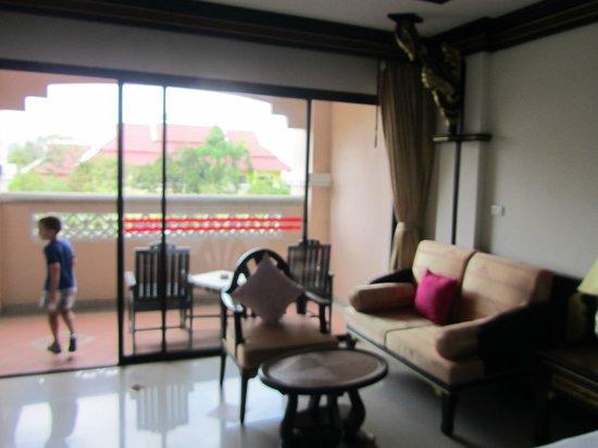 Aonang Ayodhaya Beach Resort : В номере