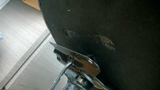 Pullman Kuching: fauteuil chambre
