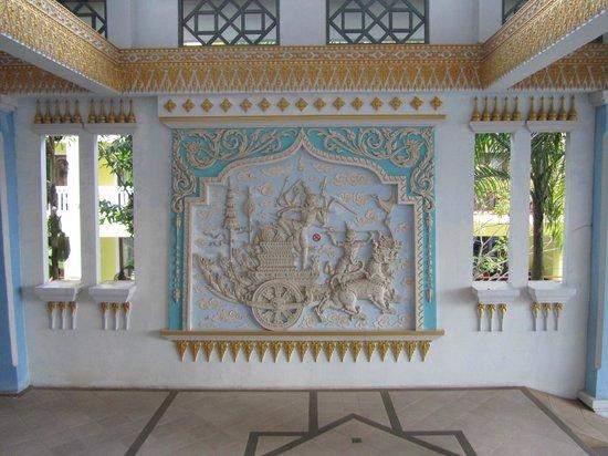 Aonang Ayodhaya Beach Resort: На ресепшн