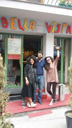 BellaVista Hostel & Cafe: Bella vista TOPPPPPP!!!!!