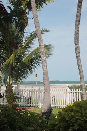 BEST WESTERN Key Ambassador Resort Inn: Room View