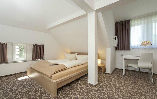 Lok-Inn: Doppelzimmer