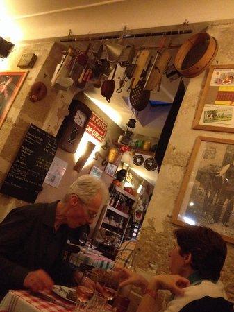 Chez Rosito: Atmosfera