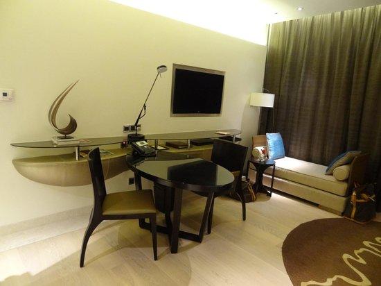 Park Hyatt Abu Dhabi Hotel & Villas: Rooms at 7th floor
