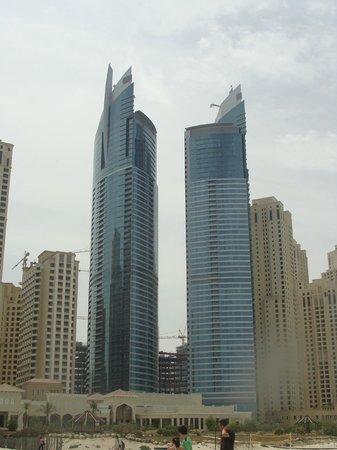 JA Oasis Beach Tower: Отель
