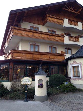 Grunauer Hof : Trevligt hotell med alpkänsla