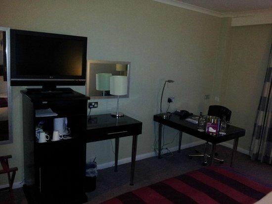 Crowne Plaza  Liverpool City Centre: Bedroom