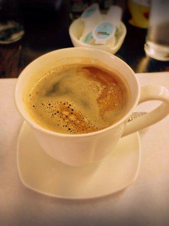 Bitton Bistro Cafe: Italian espresso coffee