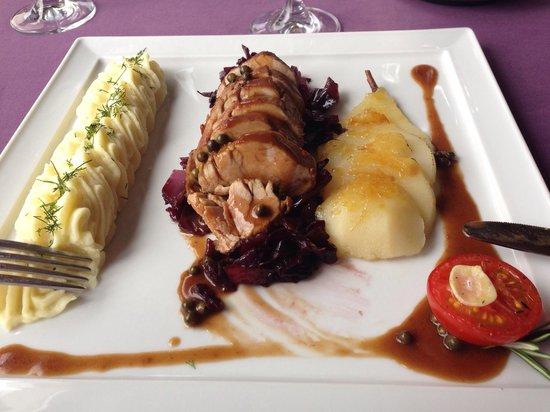Restauracja Hotel Tumski - Polędwiczki
