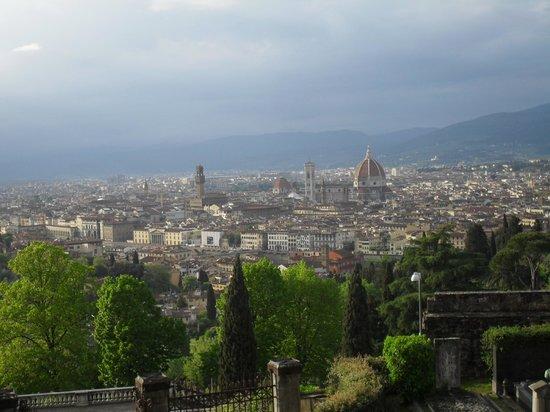 Basilica San Miniato al Monte : Abbazia di San Miniato al Monte, Florenz April 2014 - 4