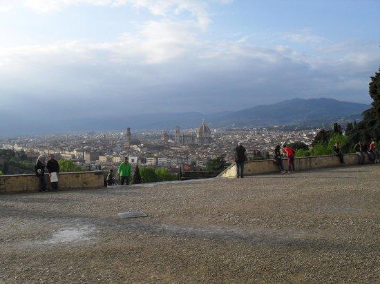 Basilica San Miniato al Monte : Abbazia di San Miniato al Monte, Florenz April 2014 - 2
