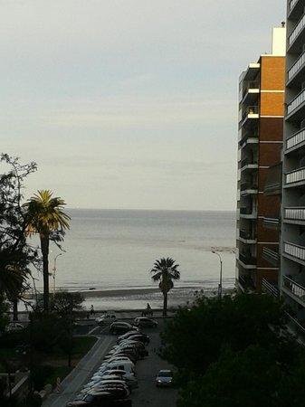 Ermitage Hotel : Vista do apartamento