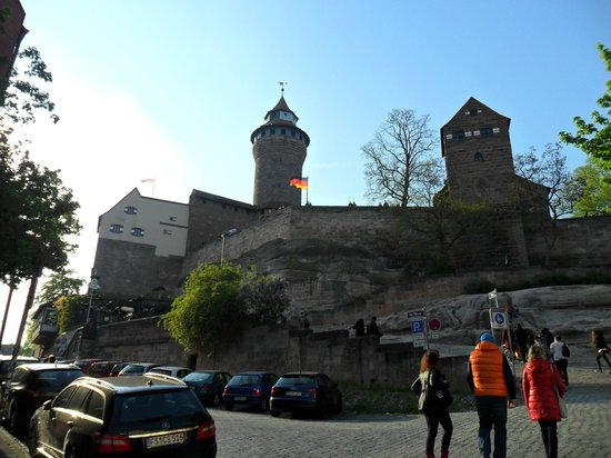 NH Forsthaus Fuerth-Nuernberg: Burg Nürnberg Tip