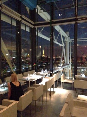 Le Georges : Just for the view...