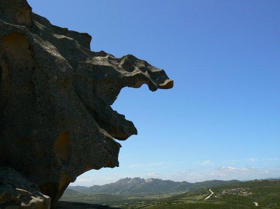 Capo d'Orso: La roche de l'ours