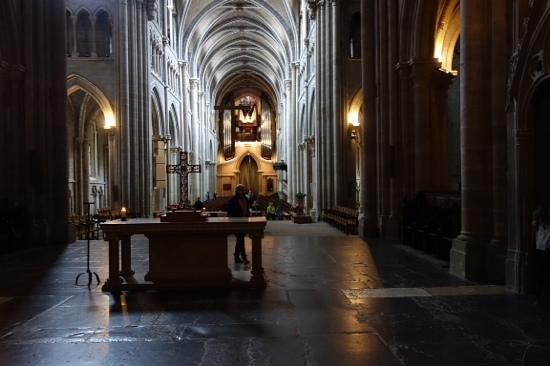 Kathedrale Notre-Dame: inside