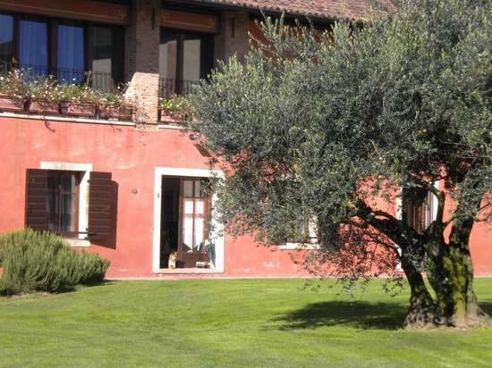 Musella Winery & Country Relais: View from our room
