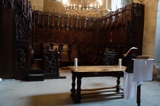 Kathedrale Notre-Dame: alter