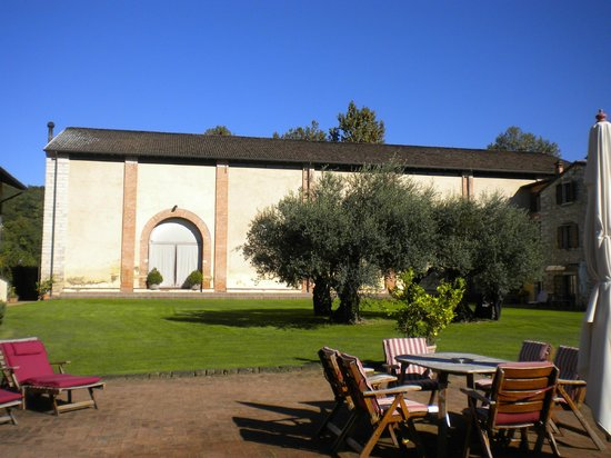 Musella Winery & Country Relais: The winery