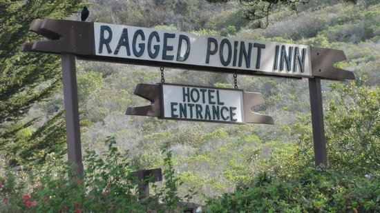 Ragged Point Inn and Resort: Entrance