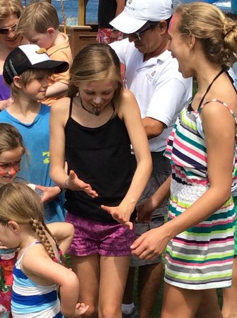 The St. Regis Punta Mita Resort: kids had a ball and made new friends