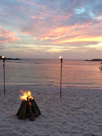 The St. Regis Punta Mita Resort: Incredible sunsets