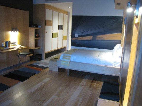 Hotel & Spa Le Germain Charlevoix: Le Dortoir