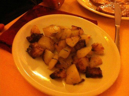 C'era una Volta : patate al forno