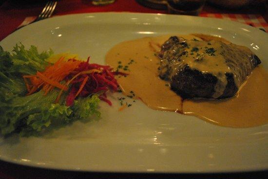 La Villette : sauce was fantastic