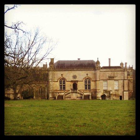 Lacock Abbey: The Abbey