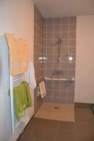 Residence Detente mmv Mont Saint-Michel Le Domaine du Mont: salle de bain