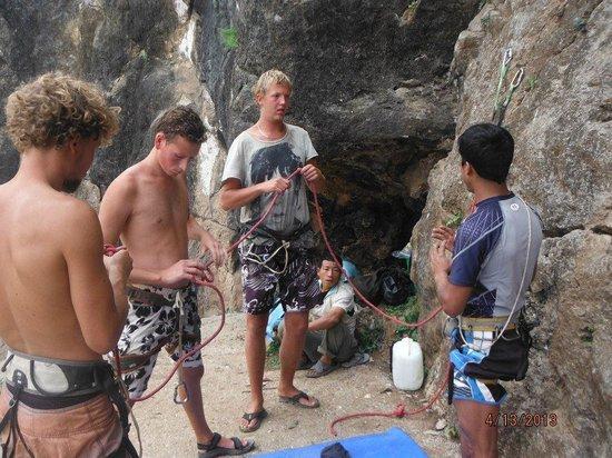 Hardcore Nepal Extreme Adventures - Day Tours : Climbing Clinic
