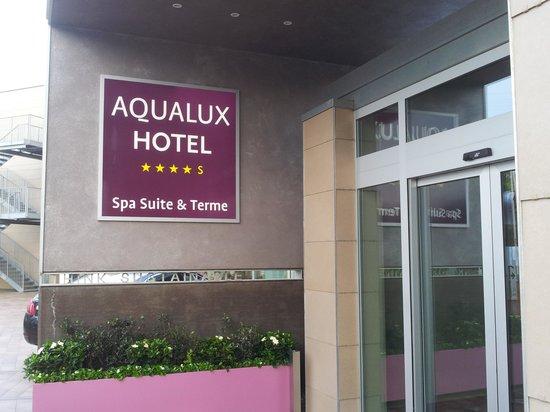 Aqualux Hotel Spa & Suite Bardolino : entrata