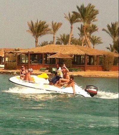 Panorama Bungalows Resort El Gouna: fun at Panorama waterside
