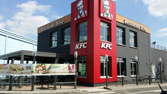 K.F.C Kentucky Fried Chicken: KFC Jaux