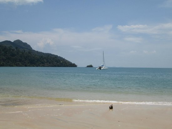 The Andaman, A Luxury Collection Resort: View from beach