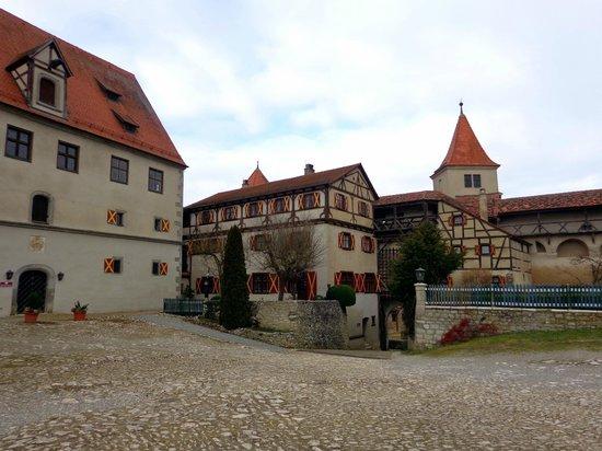Harburg Castle: Harburg
